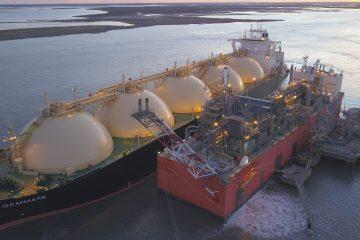 Ecuador LNG Terminal