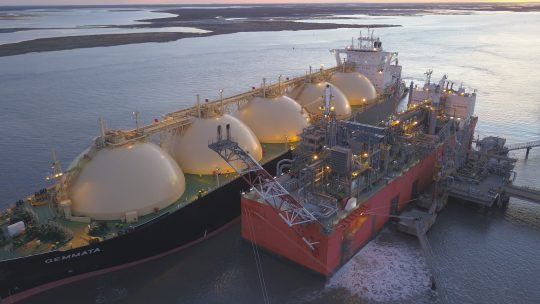 LNG Terminal picture